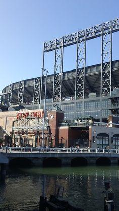 AT Park, San Francisco Giants -- San Francisco, California :)
