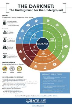 Do you know about the Darknet and TOR? Here's an interesting piece of information if you are interested in the web security.