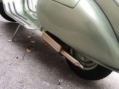 Piaggio - Vespa Faro Basso V1T bacchetta 125cc - 1948