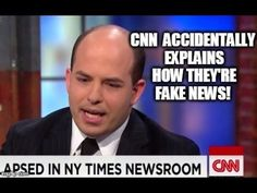 CNN Accidently Explains How They're Fake News – Patriotic Viral News