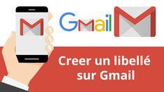 Créer un libellé sur Gmail