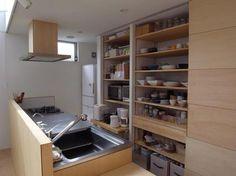 30 Insanely Smart DIY Kitchen Storage Ideas - Best Home Ideas and Inspiration Kitchen Drawer Organization, Kitchen Storage Solutions, Diy Kitchen Storage, Home Decor Kitchen, Kitchen Interior, Kitchen Design, Interior Design For Beginners, Kitchen Tiles, Kitchen Cabinets