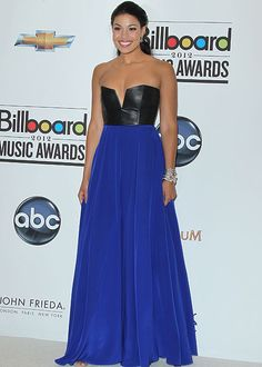 Want this dress! Classy with a taste of edge. Jordin Sparks at the 2012 Billboard Music Awards.