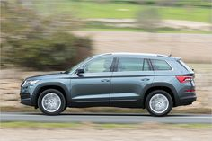 All About Automotive: Bye Bye Tiguan: The Skoda Kodiaq in Test Bye Bye, Product Launch, India, Car, October, Template, Good Bye, Delhi India, Automobile