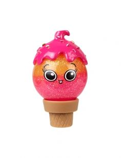 Ice Cream Lip Gloss Pot I have had this before the tops fall off super easily but there super cute and they smell good.                 By:LIV_love_dance10
