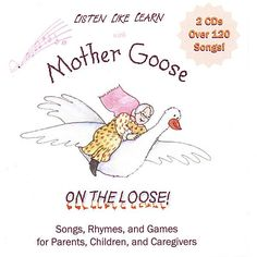Diamant-Cohen/Rahel - Listen Like Learn With Mother Goose On The Loose