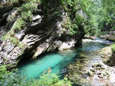 Vintgar Gorge walk, Bled, Slovenia