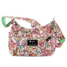 Ju-Ju-Be x tokidoki Donutella's Sweet Shop HoboBe! ~ $108