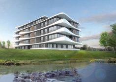 Neubau der Immobilie in Bamberg auf der Regnitz-Insel. Im Vertrieb der Ott Investment AG, Schlüsselfeld. Mehr zur Immobilie finden Sie hier: http://www.ott-kapitalanlagen.de/neubau-wohnung/bamberg-wohnpark-regnitz-insel-auf-der-erba-insel.html