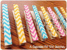 Teacher Creativity Blog Hop - A Cupcake for the Teacher