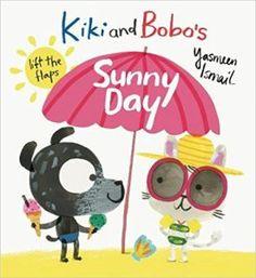 Kiki and Bobo's Sunny Day book cover