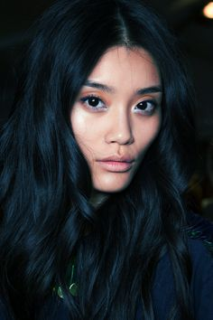 Ming Xi - Just Cavalli S/S13 Milan Fashion Week