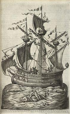printable ship
