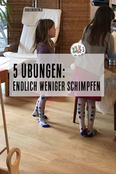 Ich will weniger schimpfen! 5 exercises, 5 impulses: With these simple alternatives, you will be able to stay more relaxed in everyday life with children. Defiance phase, loose tooth puberty or Parenting Memes, Parenting Books, Single Parenting, Parenting Advice, Kids And Parenting, Coaching, K Om, Attachment Parenting, Co Working