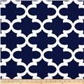 Premier Prints Fynn Blue- for making curtains!