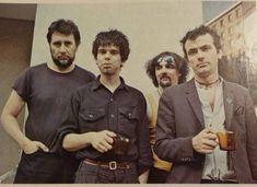 my old chums The Stranglers...