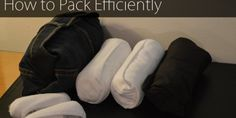 How to Pack Clothes for Traveling - Everybody Loves Traveling