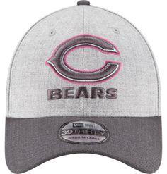 Chicago Bears 2015 BCA Crucial Catch On-Field 39THIRTY Cap Bear Shop 4e1e02c2b