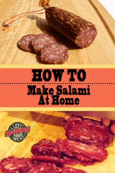How To Make Salami At Home (Soppressata Recipe)