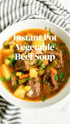 Instant Pot Pressure Cooker, Pressure Cooker Recipes, Pressure Cooking, Slow Cooker, Indian Food Recipes, Crockpot Recipes, Cooking Recipes, Healthy Recipes, Cauliflower Soup Recipes