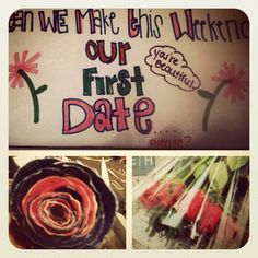 JODI: Unique way to ask a girl to homecoming