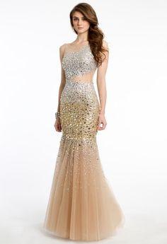 Camille La Vie Evening Gown Long Dresses