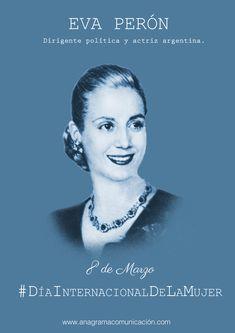 Ejemplo de una gran mujer. Eva Perón. Cervical Cancer, Llamas, South America, Actresses, Woman, Film, Lady, Eva Peron, Decorative Towels