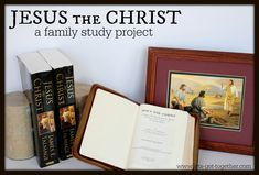 Jesus the Christ family study project