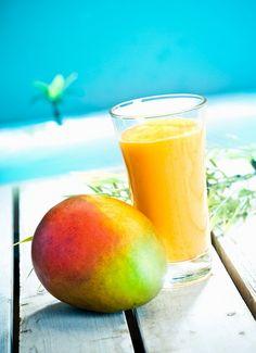 #MySmoothie al gusto #Mango, dagli effetti calmanti e rilassanti.