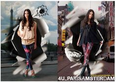 Leggings  4U_PARISAMSTERDAM