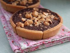 Tartelettes au Nutella, so glad I learned french!