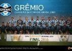 Grêmio - campeão da Copa do Brasil 2016