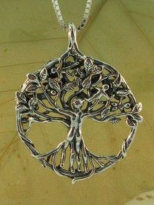 Circle of Life Tree Pendant
