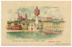 lefevre-utile, 1900, paris exposition