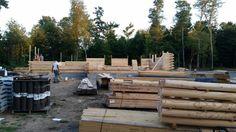 Stacking Logs!