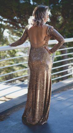 67950f3202a Gail Grey Sequin Maxi Dress in 2018