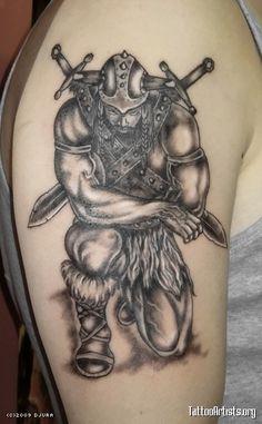 Cool Viking Tattoos