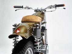 Honda Cub: Dirty Donkey   Sumally