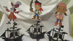 Jake and The Neverland Pirates Party Theme by DreamComeTrueParties