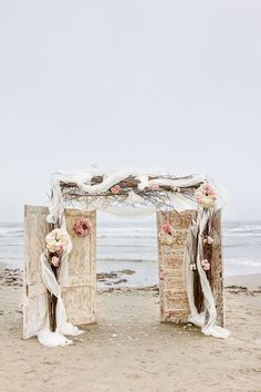Quiero casarme de la playa.