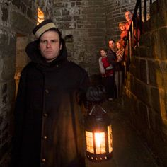 Find information on ghost tours at the Halifax Ciatdel National Historic Site on other cultural and natural heritage related topics. Halifax Citadel, Parks Canada, Ghost Tour, Nova Scotia, Historical Sites, Tours, Explore, Vacation, Fall