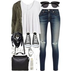 Outfit for college