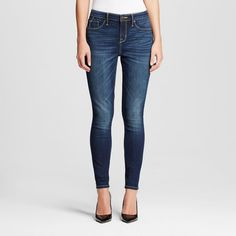 Women's Mid-rise Jegging (Curvy Fit) Dark Wash