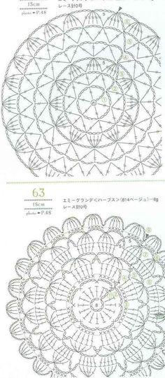 #ClippedOnIssuu from Crochet lacework: