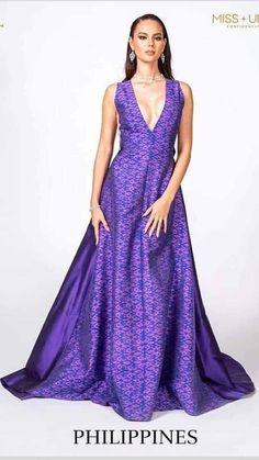 Elegant Dresses, Formal Dresses, Thai Traditional Dress, Thai Dress, Silky Dress, Beauty Pageant, Custom Dresses, Night Gown, Style Icons