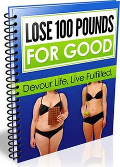 Lose weight - for good...
