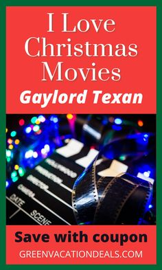 Dallas Texas holiday travel advice. Looking for a fun Christmas event in the Fort Worth & Dallas area? You & your family will enjoy the I Love Christmas Movies pop up experience held at the Gaylord Texan Resort in Grapevine, TX. You'll feel as if you have entered scenes from some of your favorite holiday films (Elf, A Christmas Story, Polar Express, National Lampoon's Christmas Vacation...). There are replicas of film sets & audio clips to set the scene. Find out how to save money on…