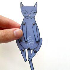 kitty-cat doll . Jordan Grace Owens . $6.00