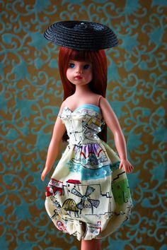 Sindy by Tonner Doll Company Sindy Doll, Dolls, Knit Dress, Dress Up, Fashion Models, Fashion Show, Pink Gingham, Barbie Dress, Cute Pink