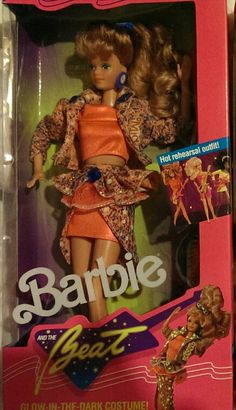Barbie and the Beat